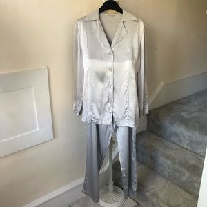 La Perla 100% Silk Pajama Set